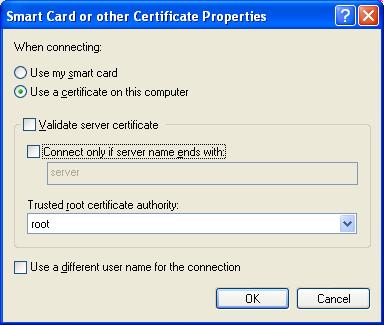 Deploying RADIUS: Configuring EAP